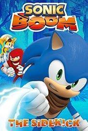 Sonic Boom Season 2 cover art