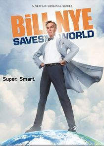 Bill Nye Saves the World Season 1 cover art