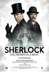 Sherlock Holmes: The Abominable Bride cover art