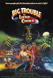 Big Trouble in Little China (I) cover art
