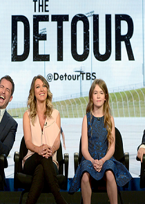 The Detour Season 1 cover art