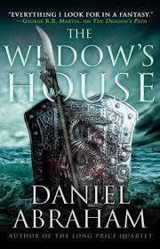The Widow's House (Daniel Abraham) cover art