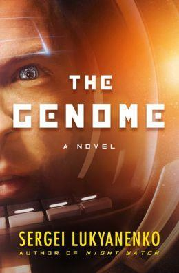The Genome: A Novel cover art