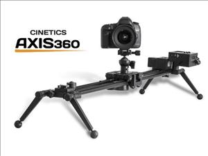 Axis360: Modular Motion Control for Cameras cover art