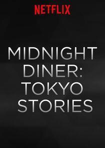 Midnight Diner: Tokyo Stories Season 1 cover art
