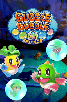Bubble Bobble 4 Friends cover art