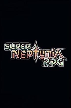 Super Neptunia RPG cover art