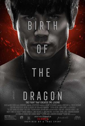 Birth of the Dragon cover art