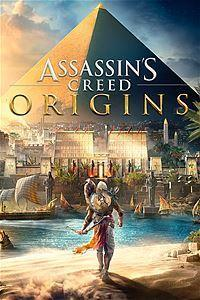 Assassin's Creed Origins cover art