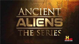 Ancient Aliens (TV Series 2009- ) cover art