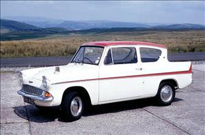 FORD Anglia 105E/123E cover art