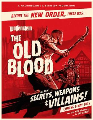 Wolfenstein: The Old Blood cover art