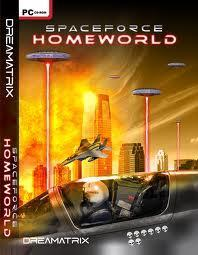 Spaceforce Homeworld cover art