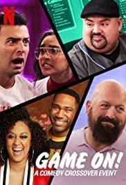 Game On: A Comedy Crossover Event Season 1 cover art