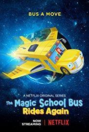 The Magic School Bus Rides Again Season 2 cover art