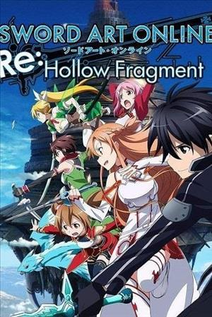 Sword Art Online Re: Hollow Fragment cover art