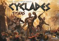 Cyclades: Titans cover art