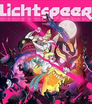 Lichtspeer cover art