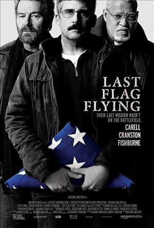 Last Flag Flying cover art
