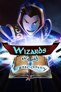 Wizards: Wand of Epicosity cover art