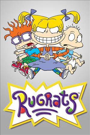 Rugrats Season 1 cover art