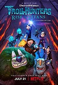 Trollhunters: Rise of the Titans cover art