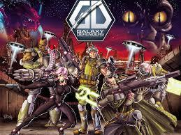 Galaxy Defenders cover art