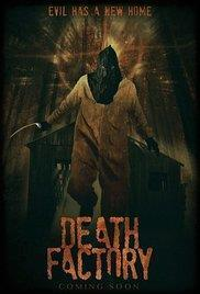 Death Factory cover art