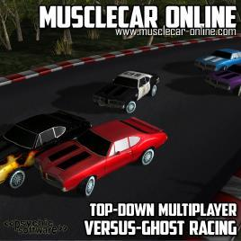 Musclecar Online cover art