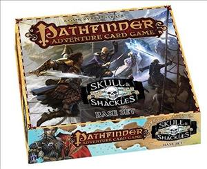 Pathfinder Adventure Card Game: Skull & Shackles – Base Set cover art