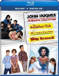 John Hughes Yearbook Collection cover art