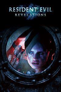 Resident Evil: Revelations cover art