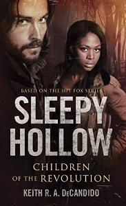 Sleepy Hollow: Children of the Revolution cover art