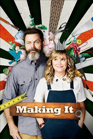 Making It Season 2 cover art
