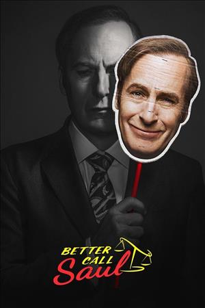 Better Call Saul Season 5 cover art