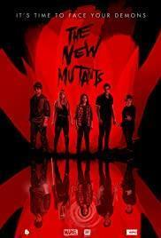 The New Mutants cover art