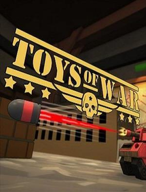 Toys of War cover art