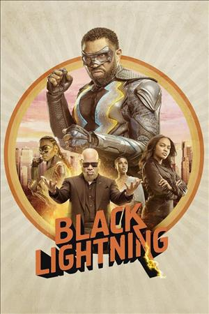 Black Lightning Season 2 (Part 2) cover art