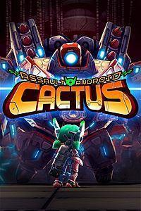 Assault Android Cactus cover art