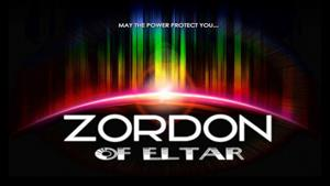 Zordon of Eltar cover art