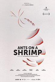 Ants on a Shrimp cover art