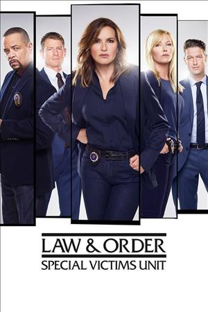 Law & Order: SVU Season 21 cover art