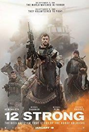 12 Strong cover art