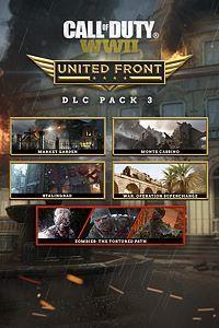 Call of Duty: WW2 - United Front cover art