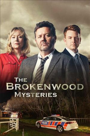 The Brokenwood Mysteries Season 7 cover art