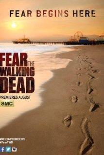 Fear the Walking Dead Season 1 cover art