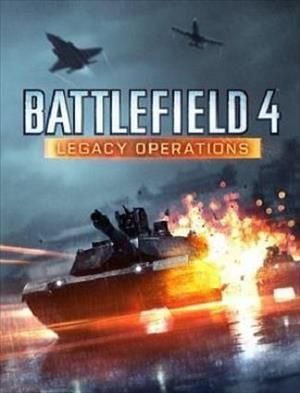 Battlefield 4 - Legacy Operations cover art