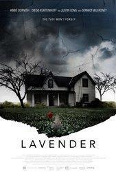 Lavender cover art