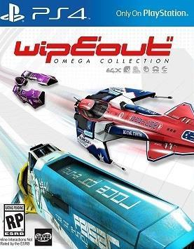 WipEout Omega Collection cover art