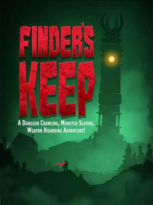 Finder's Keep cover art
